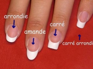 forme ongles
